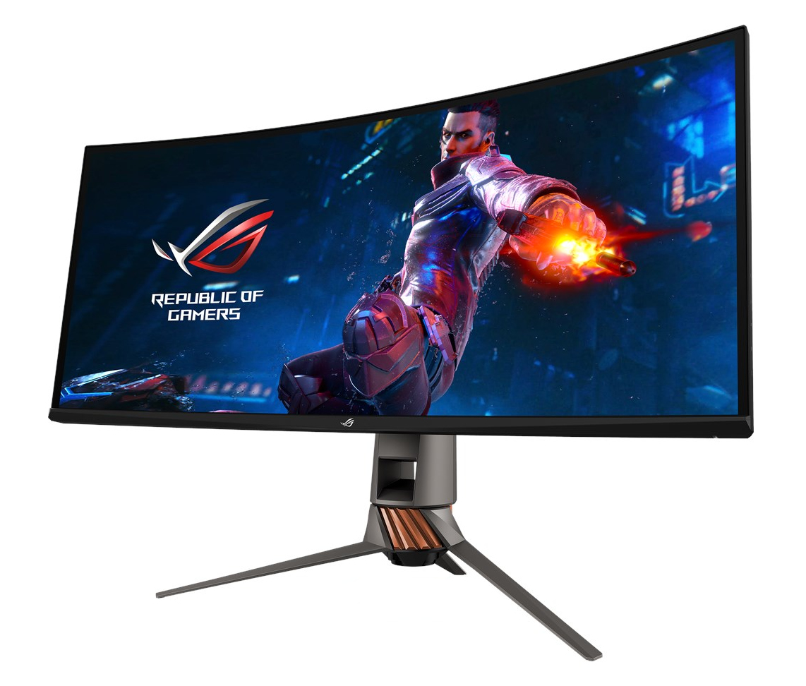 ASUS ROG Swift PG349Q 34-Inch UWQHD/120Hz Ultra-Wide Gaming Monitor