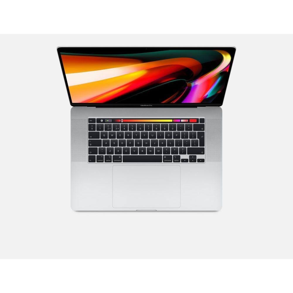 Apple MacBook Pro 16-Inch with Touch Bar Silver 9th Gen Intel i9 8-Core Processor 2.3Ghz/1 TB/16 GB English Keyboard
