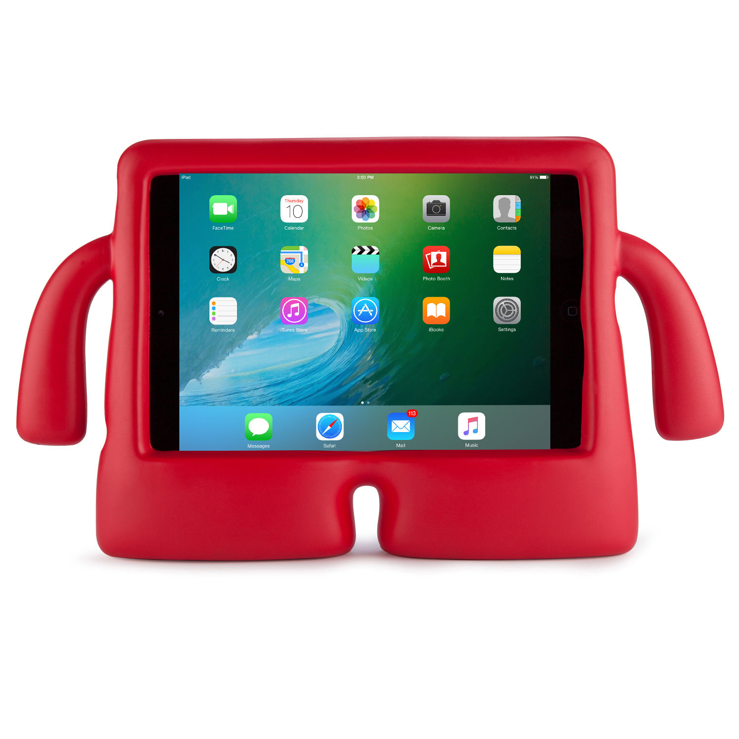 Speck Iguy Case Chili Pepper Red iPad Mini