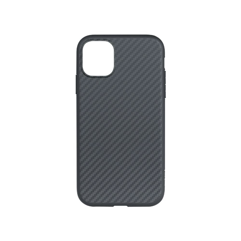 Evutec Aer Karbon Case Black with AFIX+ for iPhone 11