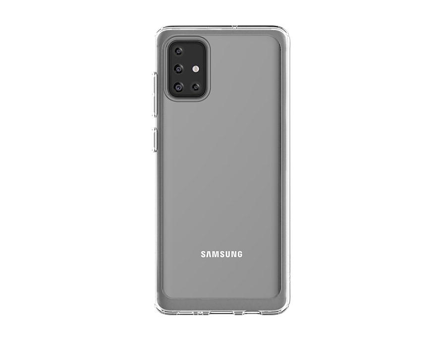 Samsung KDLab A Case Transparent for Galaxy A71