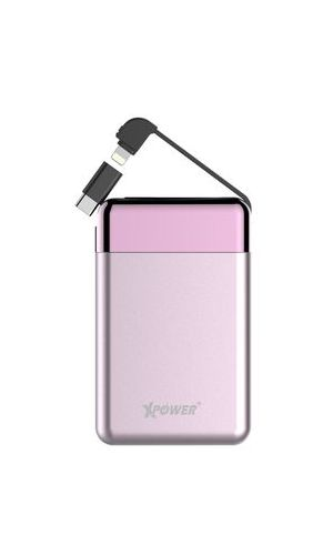 XPower PB8A 8000mAh Power Bank Pink