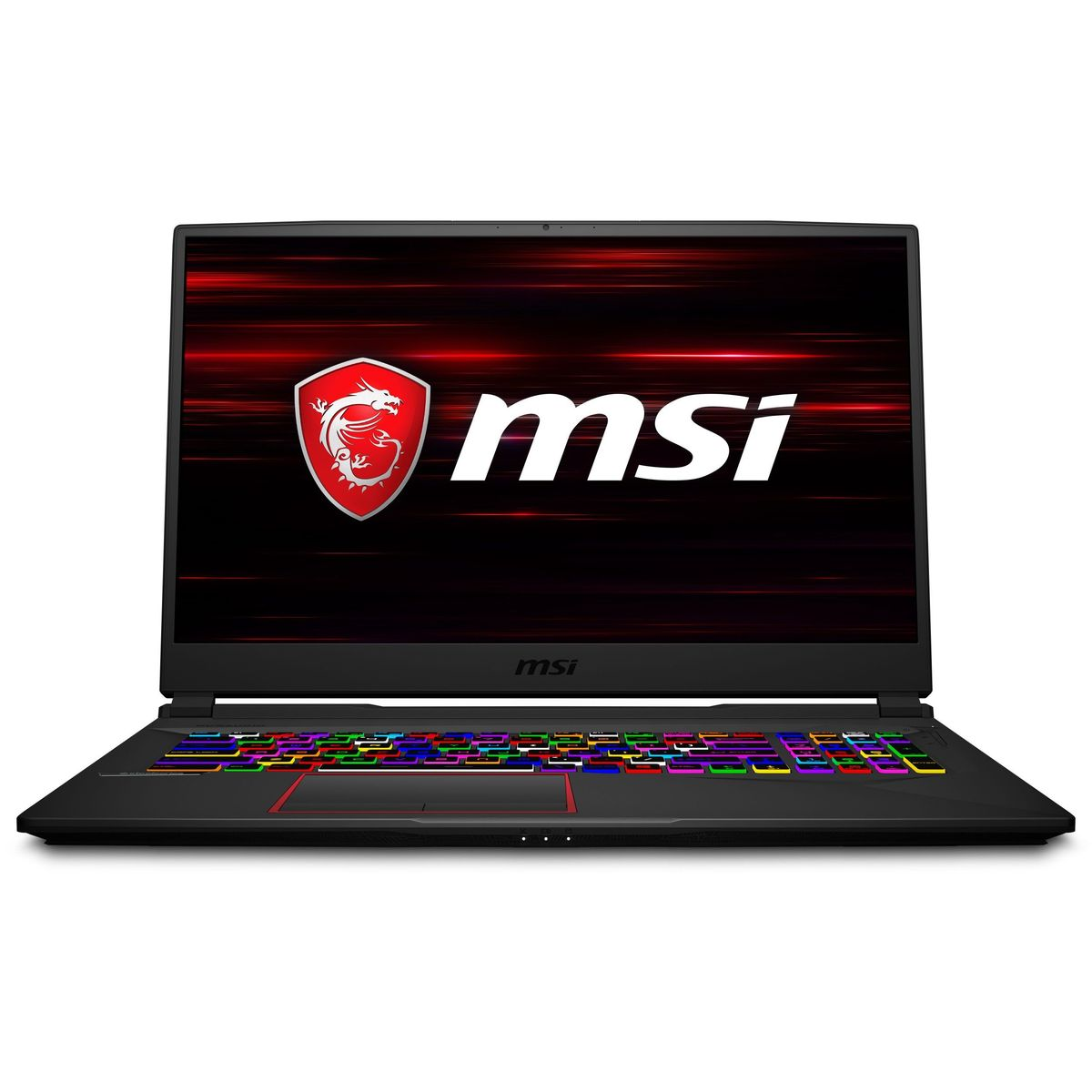 "MSI GE75 Raider 9SF Gaming Laptop i7-9750H 2.6Ghz/16 GB/1 TB HDD + 512 GB SSD/NVIDIA GeForce RTX 2070 8 GB/17.3"" FHD/240Hz Refresh Rate/Wi"
