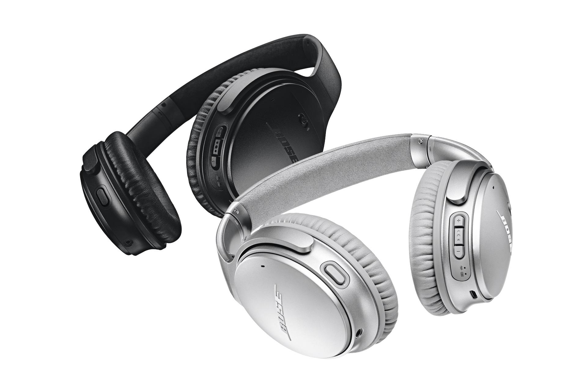 Bose QuietComfort 35 II Wireless Headphones Triple Midnight Blue
