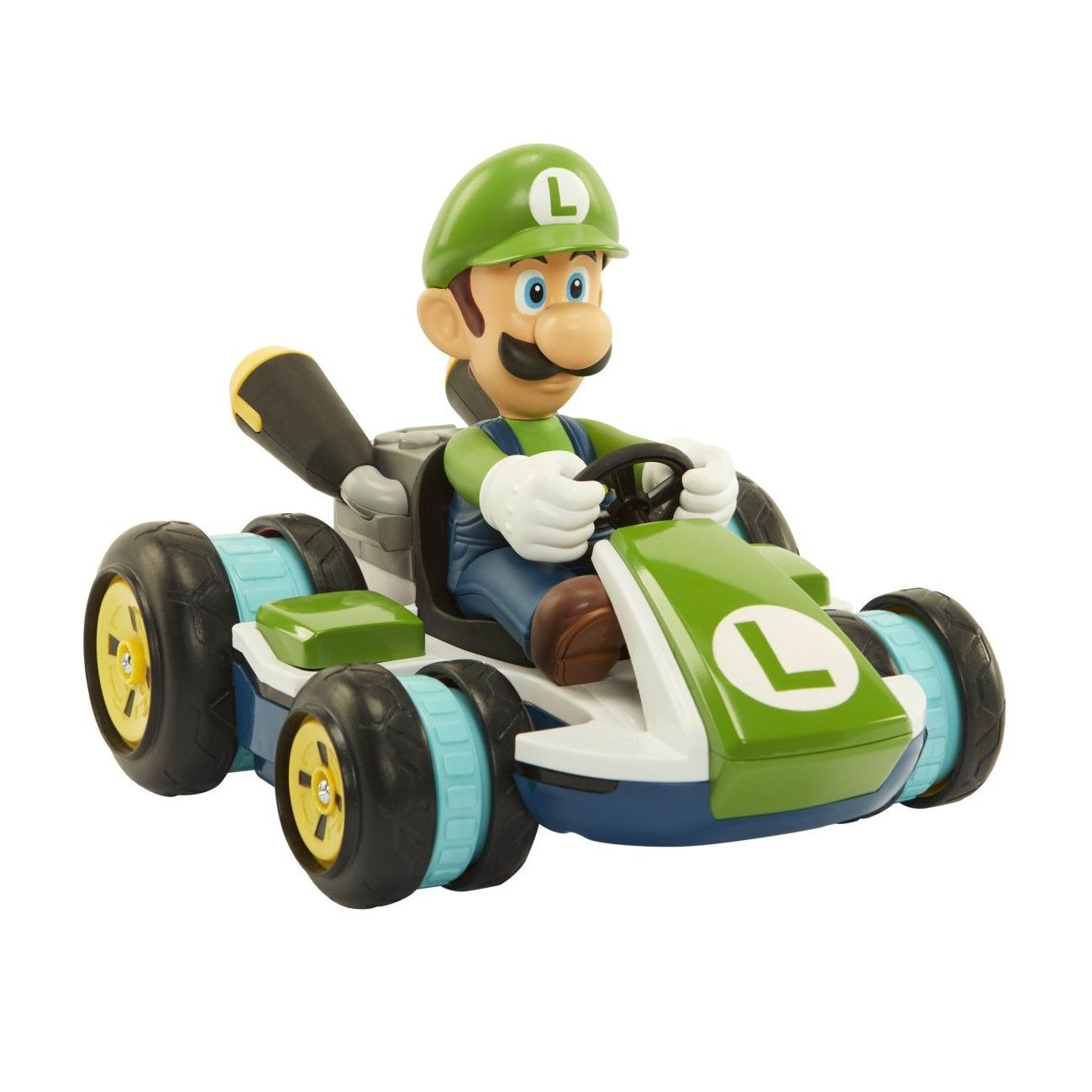 Nintendo Luigi Mini Kart RC Racer