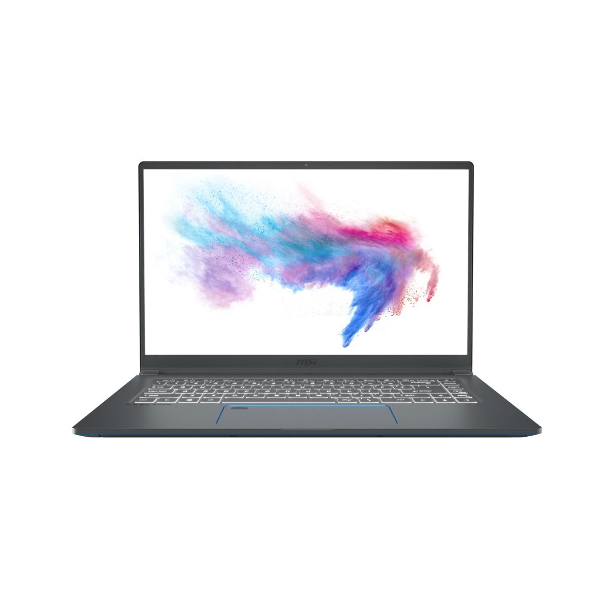 "MSI Prestige 14 10SC Notebook i7-1071OU/16 GB/1 Tb SSD/NVIDIA GeForce GTX 1650 Max-Q 4 GB/14"" FHD/60 Hz/Windows 10/Black"