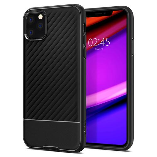 Spigen Core Armor Matte Black Cases for iPhone 11 Pro Max