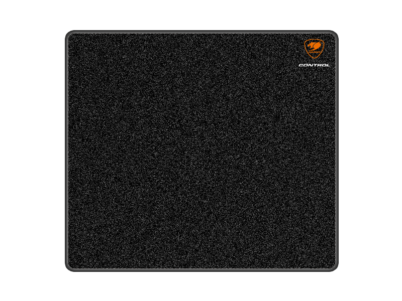 Cougar Gaming Control 2 Large Black Gaming Mouse Pad