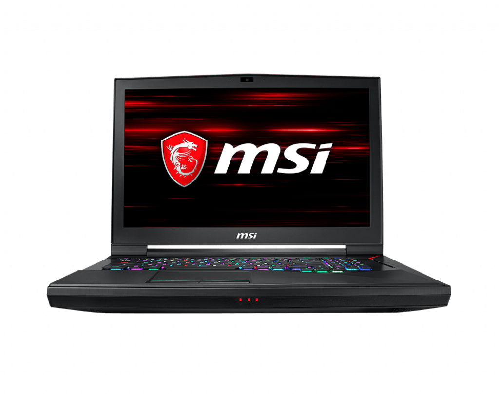 MSI GT75 Titan 8SG Coffeelake i9-8950HK+CM246/16GB*2/1TB+512GB/NVIDIA GeForce RTX 2080 8GB GDDR6/17.3 Inch UHD/Windows 10 Home Advanced