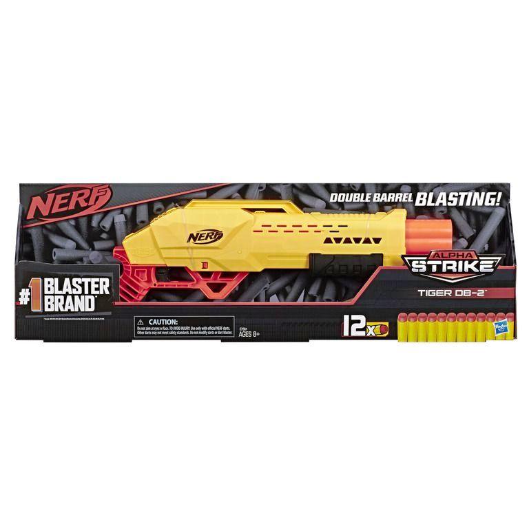 Nerf Alpha Strike Tiger DB-2