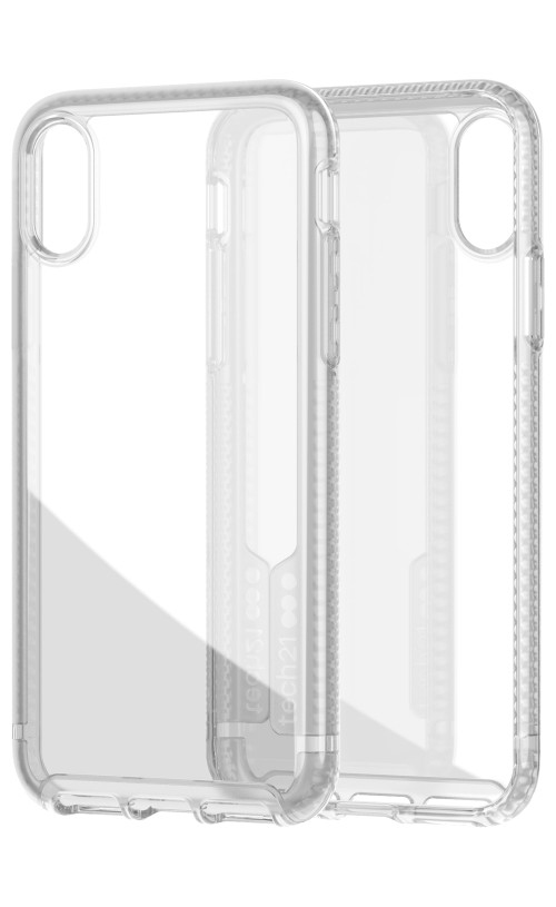 Tech21 Pure Clear Case Clear for iPhone XS