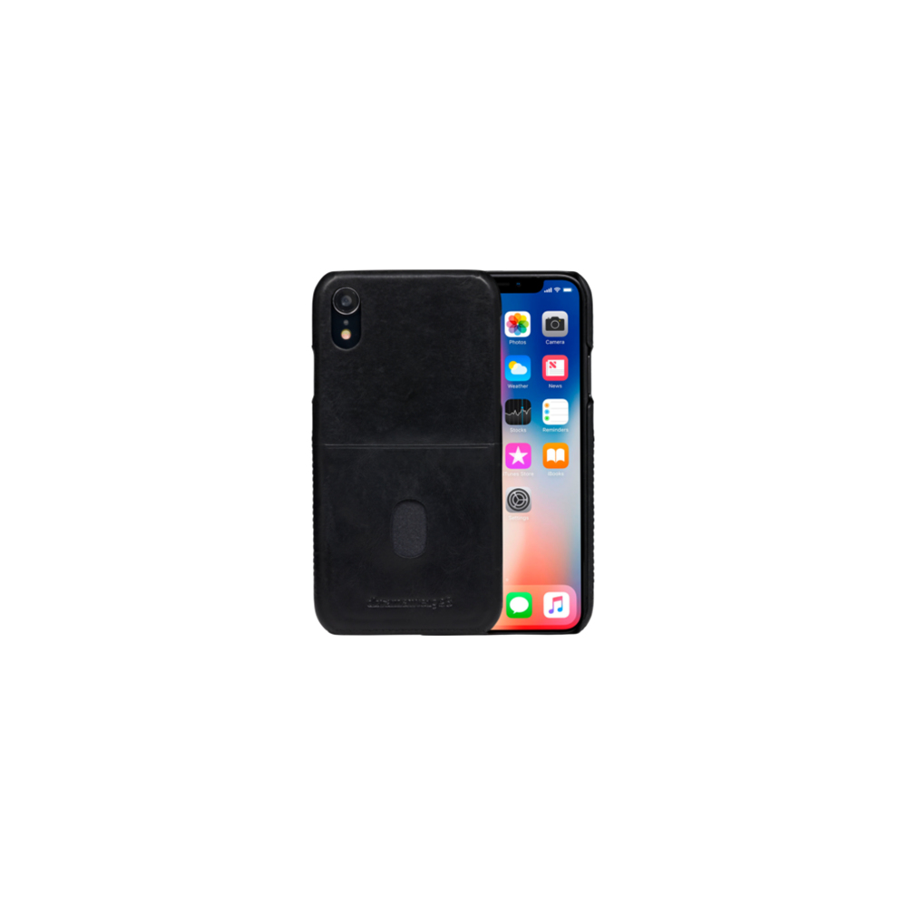 dbramante1973 Tune CC Case Black for iPhone XR