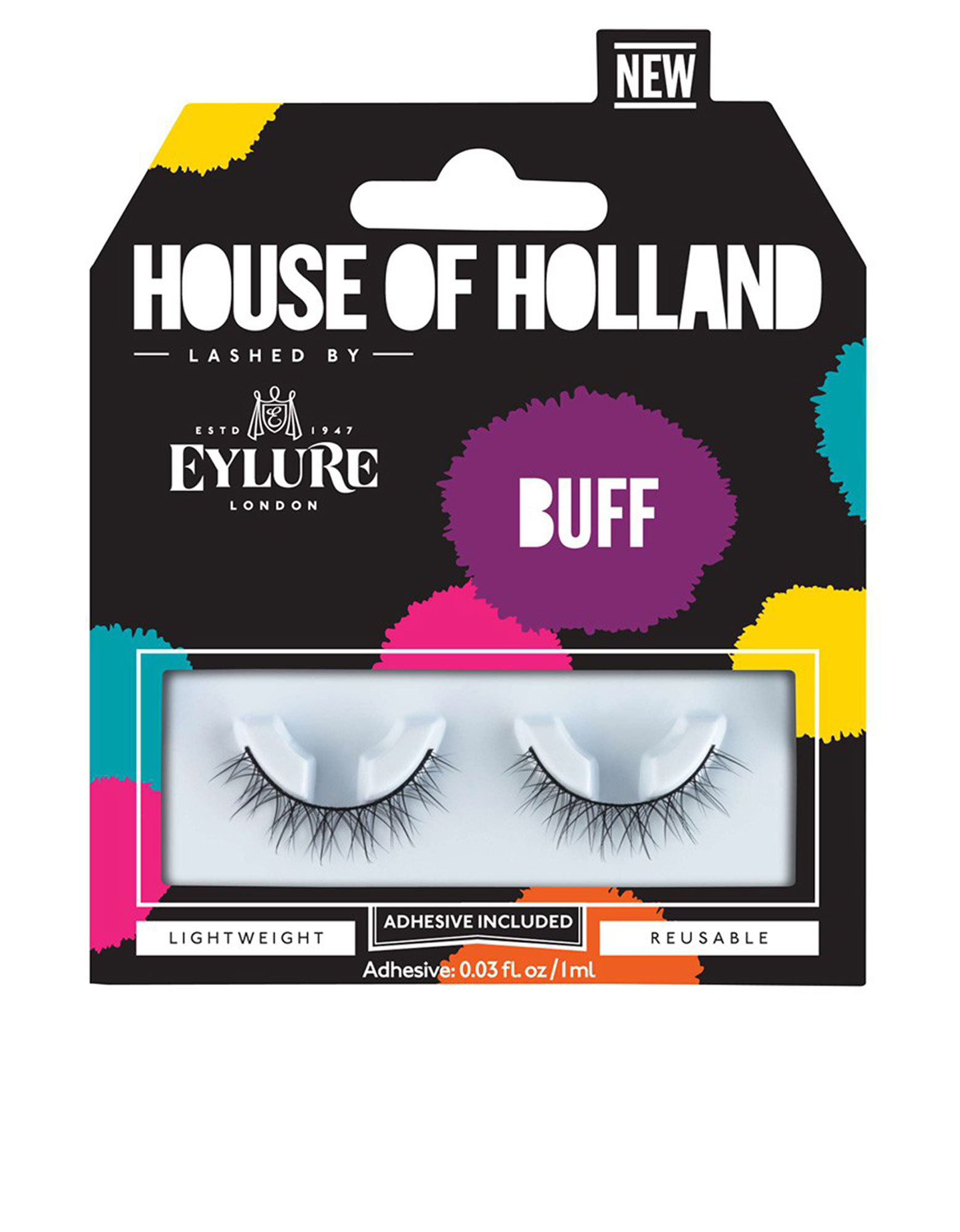 Eylure Buff House Of Holland Lashes