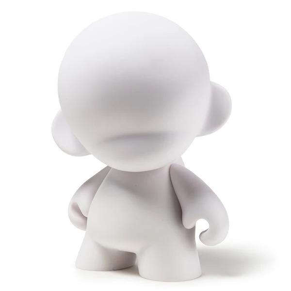 Kidrobot Munnyworld 18 Inch Mega Munny Blank Art Figure