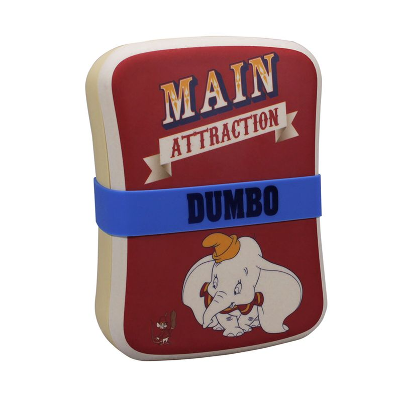 Disney Classic Dumbo Bamboo Lunch Box