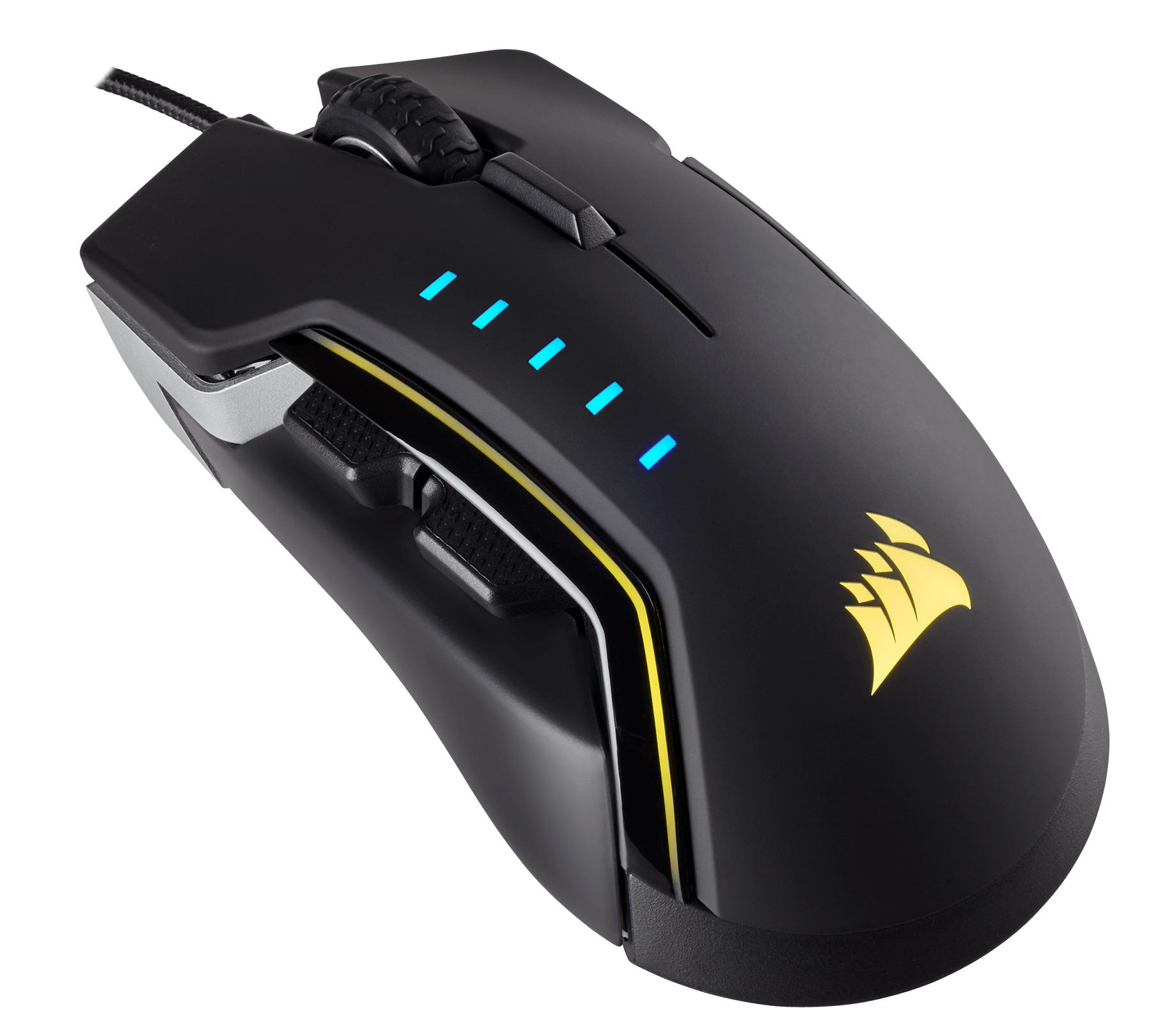 Corsair Glaive RGB Aluminum Gaming Mouse