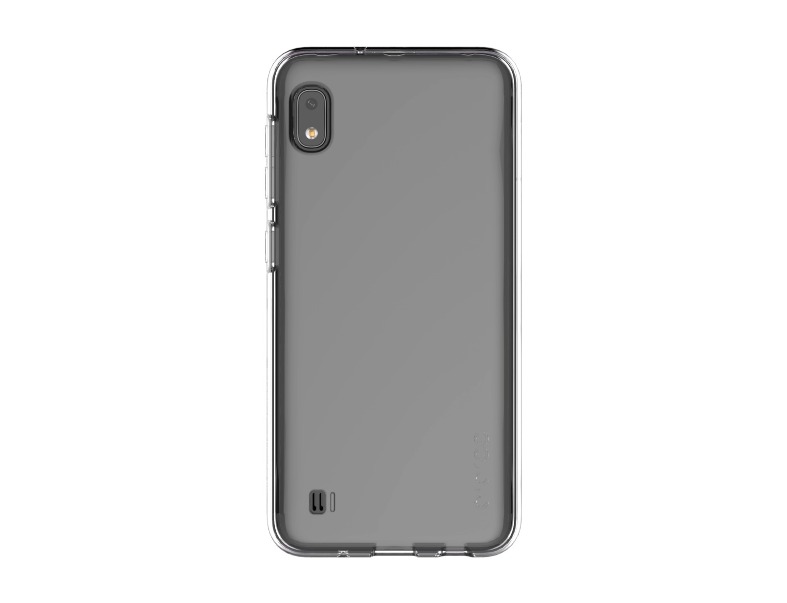 Samsung Smapp Back Cover Clear for Galaxy A10
