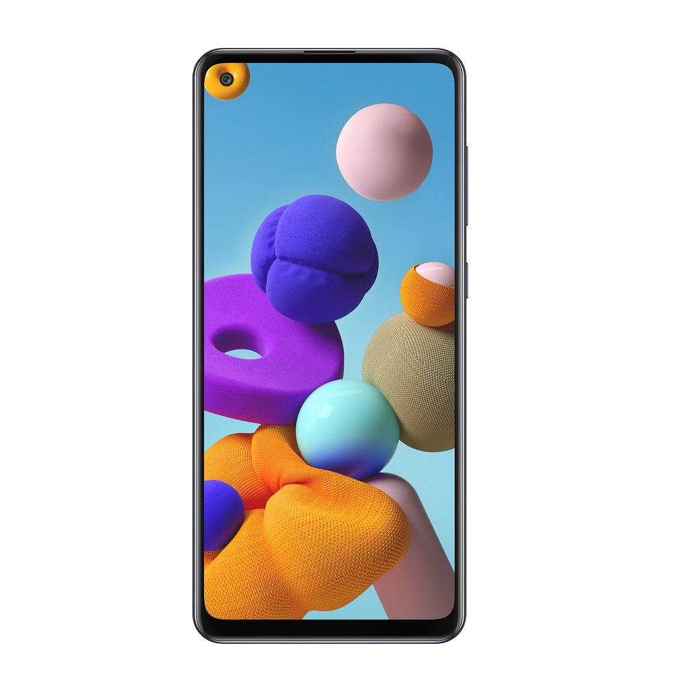 Samsung A21S Smartphone Black 64 GB/4GB 4G/Dual SIM
