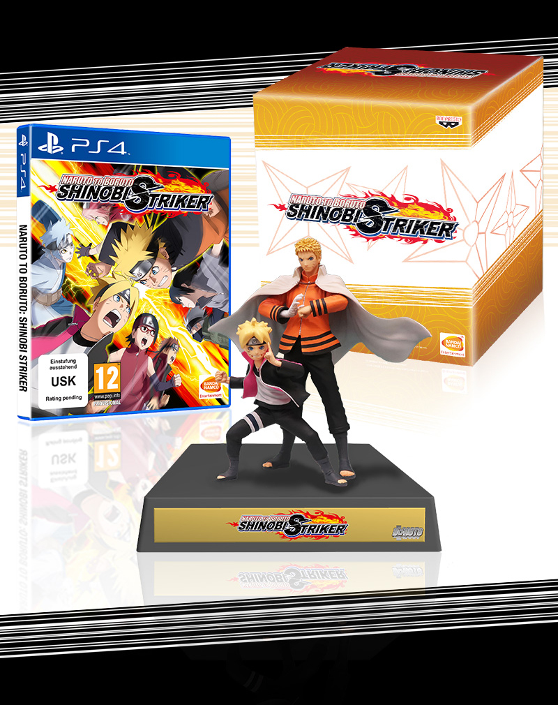 NARUTO TO BORUTO: SHINOBI STRIKER [Pre-owned]