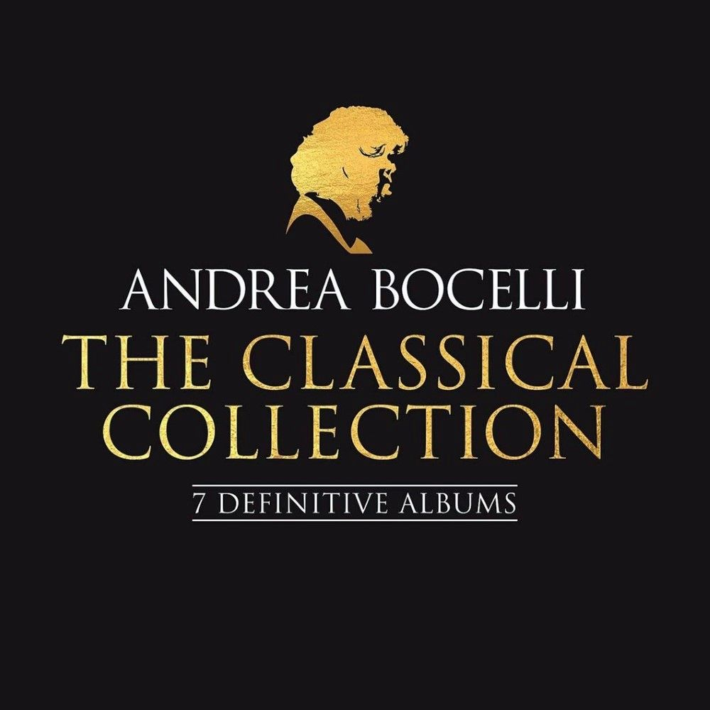 Andrea Bocelli The Complete Classical Albums [7 Disc Set]