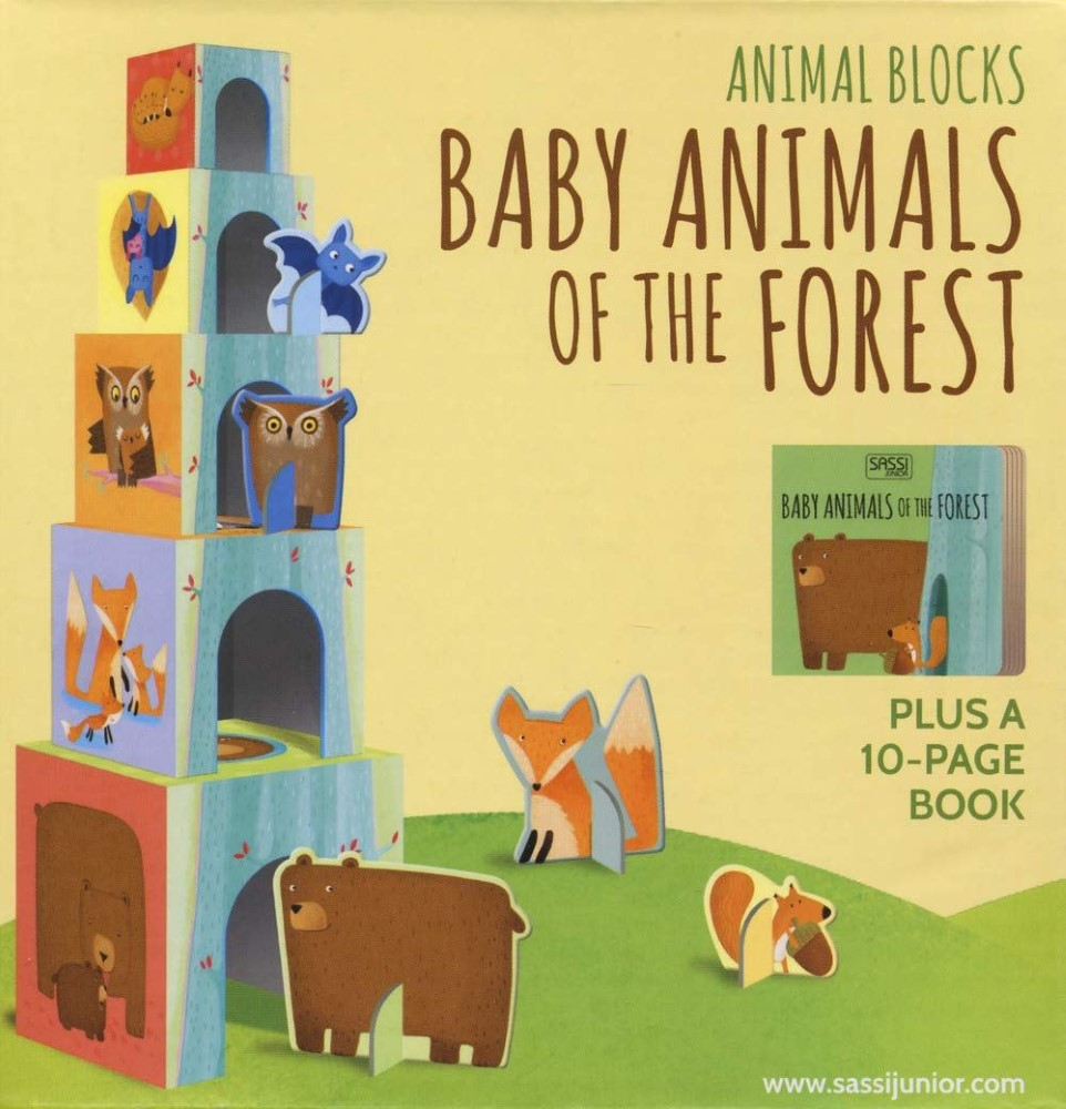 Baby Animals of the Forest