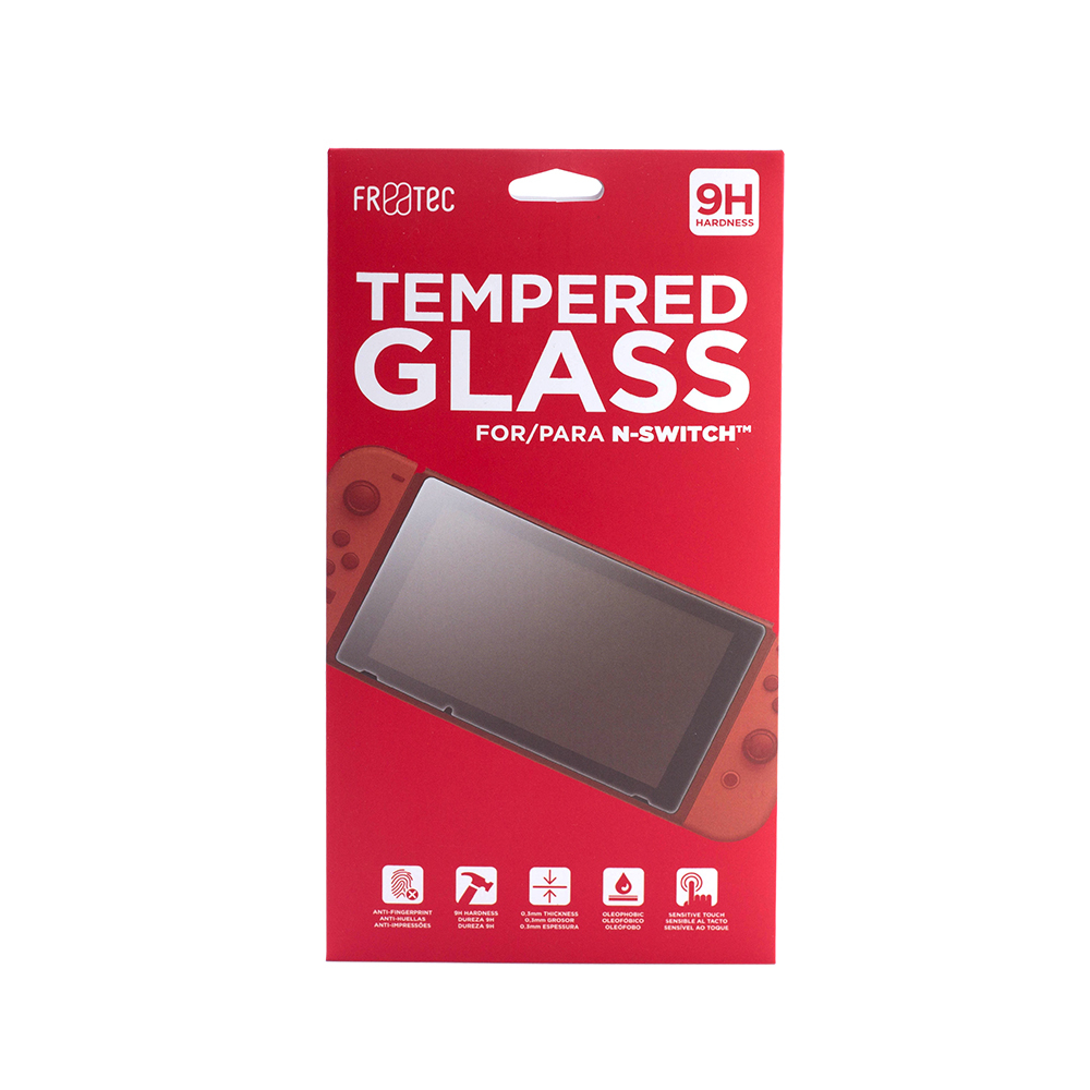 FR-TEC Tempered Glass Screen Protector for Nintendo Switch