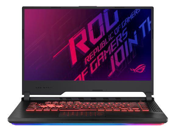 "Asus ROG Strix Scar III G531GW-AL203T i7-9750H/16Gb/1TB HDD+ 512GB SSD/GeForce RTX 2070 8GB /15.6"" FHD/120Hz/Windows 10 Home/Black"