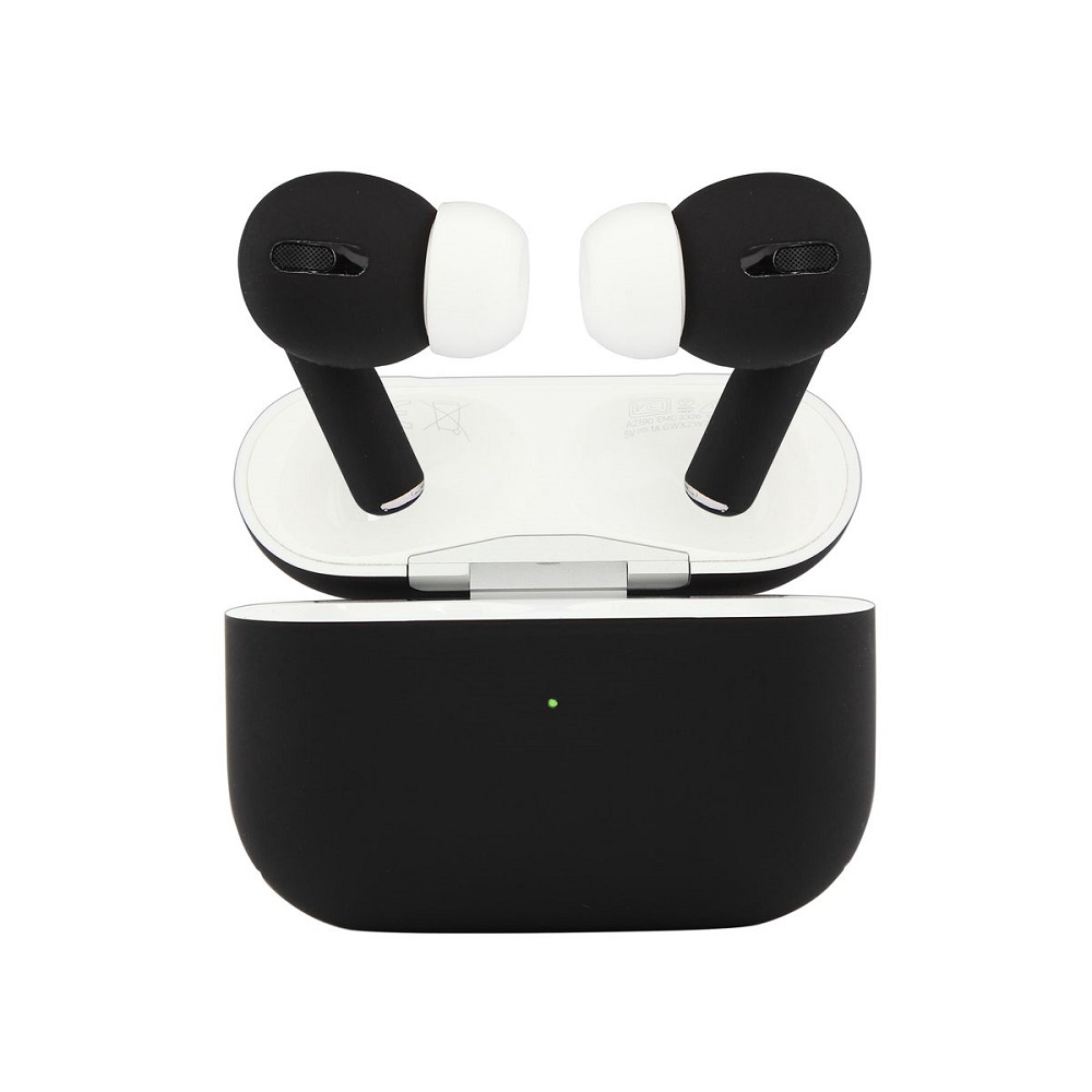 Apple AirPods Pro Matte Black Noise-Cancelling Earphones with Wireless Charging Case