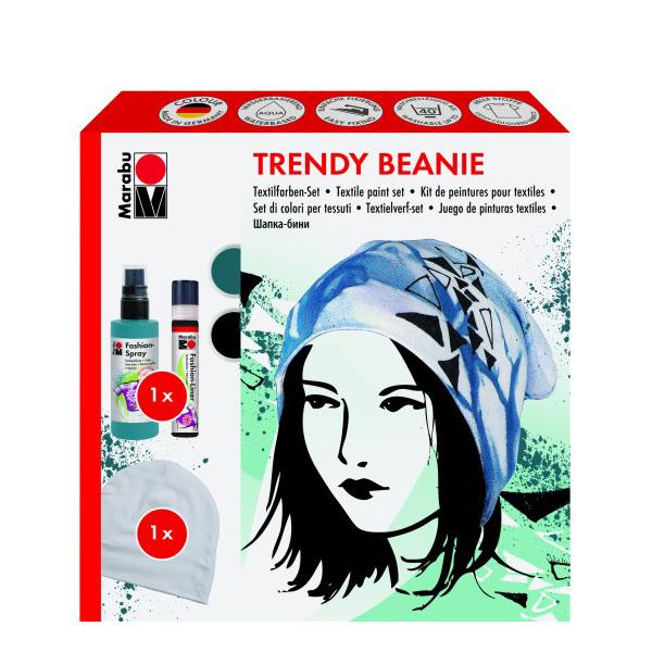 Marabu Creative-Set Trendy Beanie