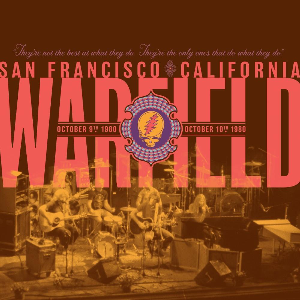 The Warfield: San Francisco Ca 10/9/80 & 10/10/80