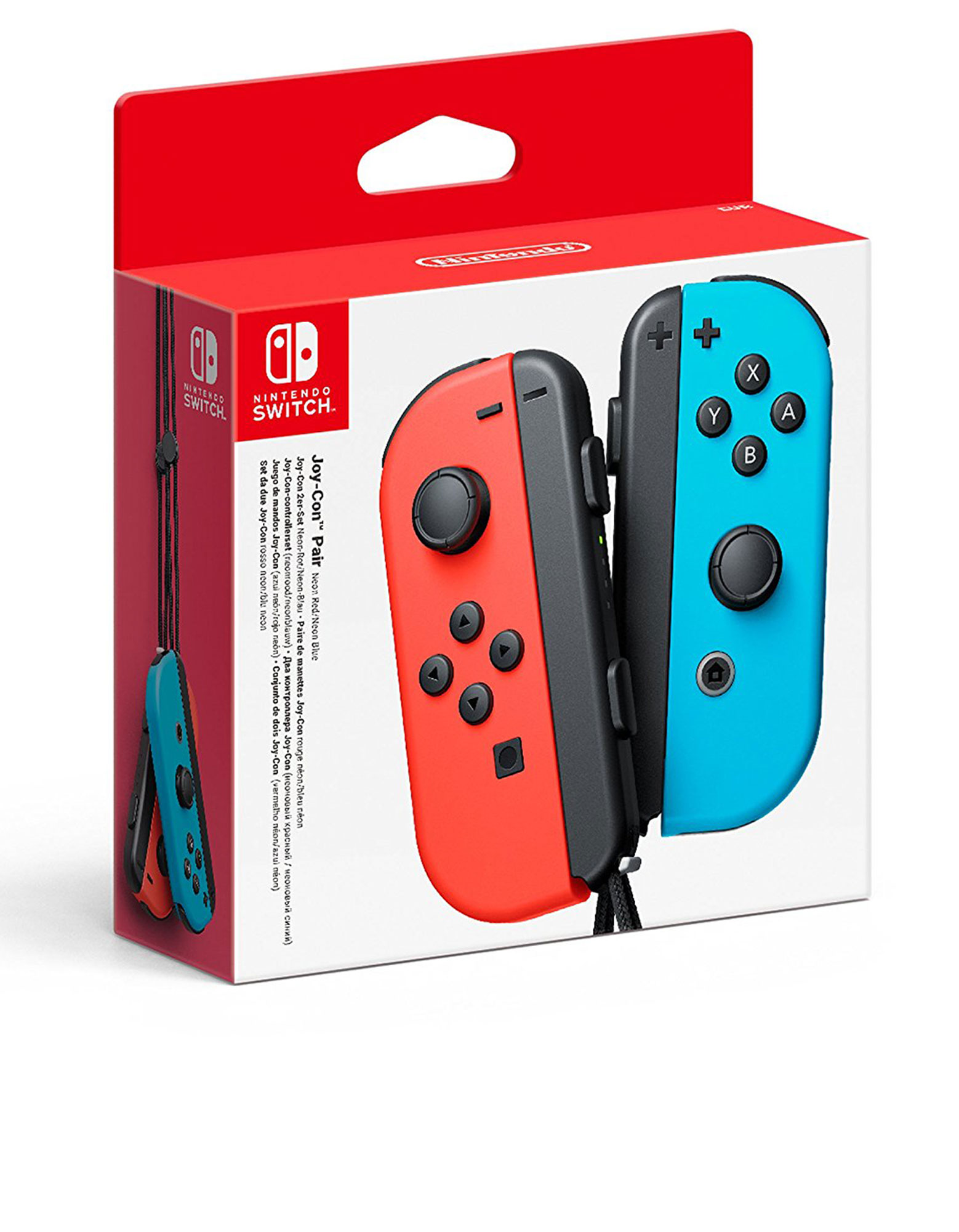 Nintendo Switch Joy-Con Controllers Neon [Pair]