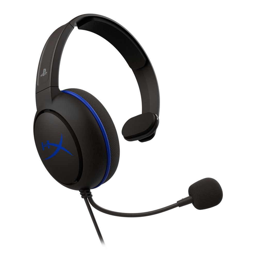 HyperX Cloud Chat Black Gaming Headset for PS4