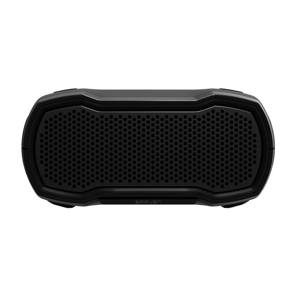 Braven Ready Solo Black/Black/Titanium Waterproof Speaker