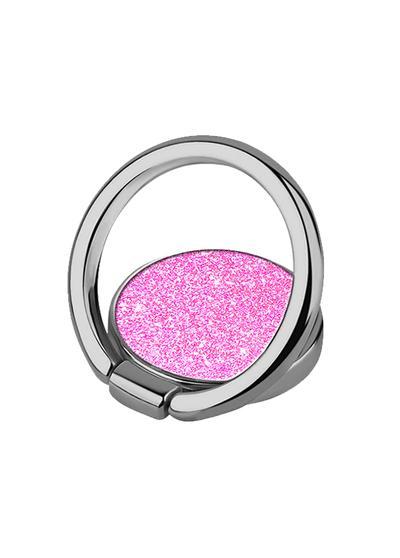 iDecoz Pink Glitter Phone Ring