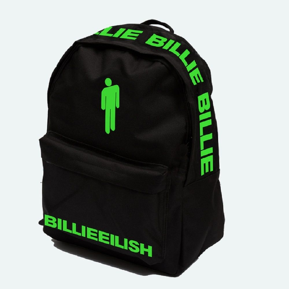 Billie Eilish Bad Guy Day Bag