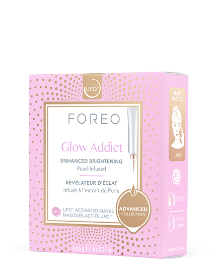 Foreo UFO Glow Addict Face Masks [6 Pack]