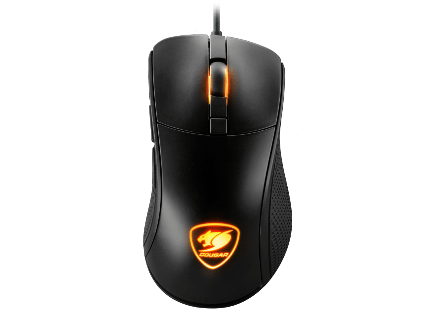 Cougar Surpassion Black Gaming Mouse