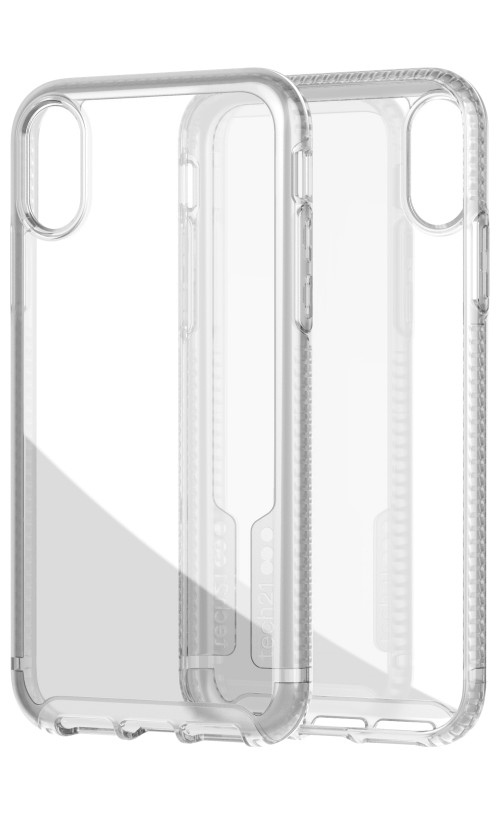Tech21 Pure Clear Case Clear for iPhone XR