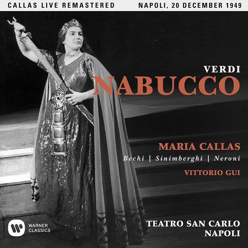 Verdi: Nabucco (Napoli 20/12/1949)