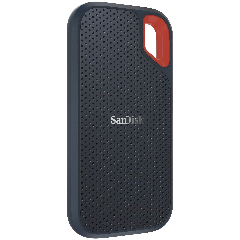 SanDisk Extreme 250GB Portable SSD Grey/Orange