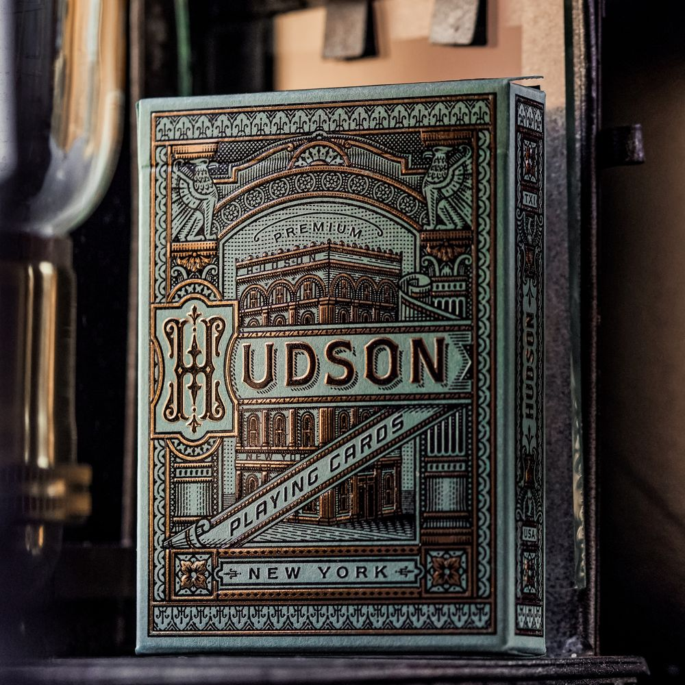 Theory11 Hudson Playing Cards