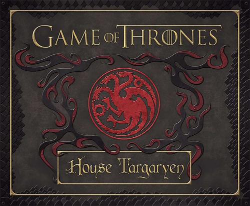 House Targaryen Stationary Set