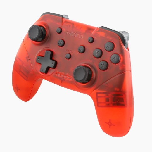 Nyko Wireless Core Controller Red for Nintendo Switch