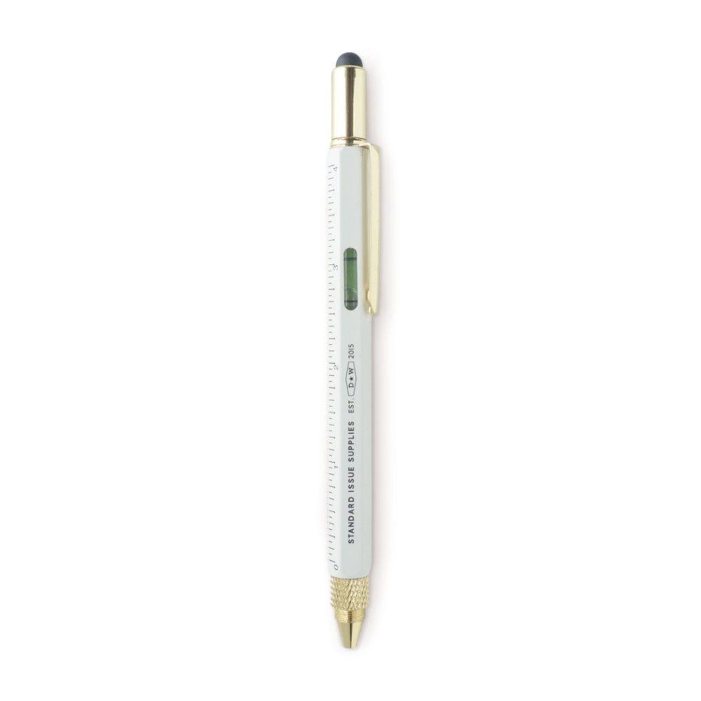 Designworks Ink Standard Issue Multi-Tool Pen Cream
