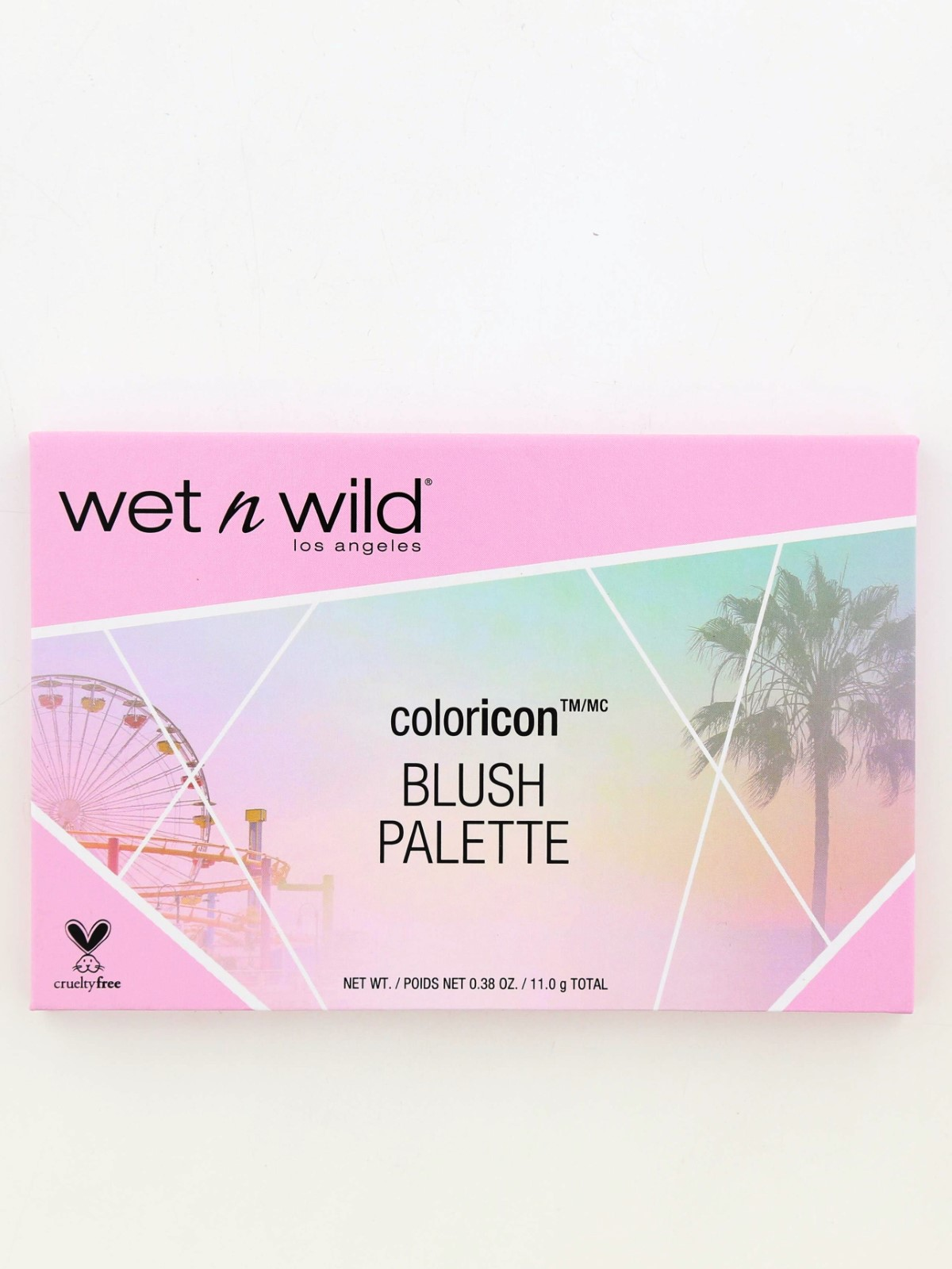 Wet N Wild Blush Palette