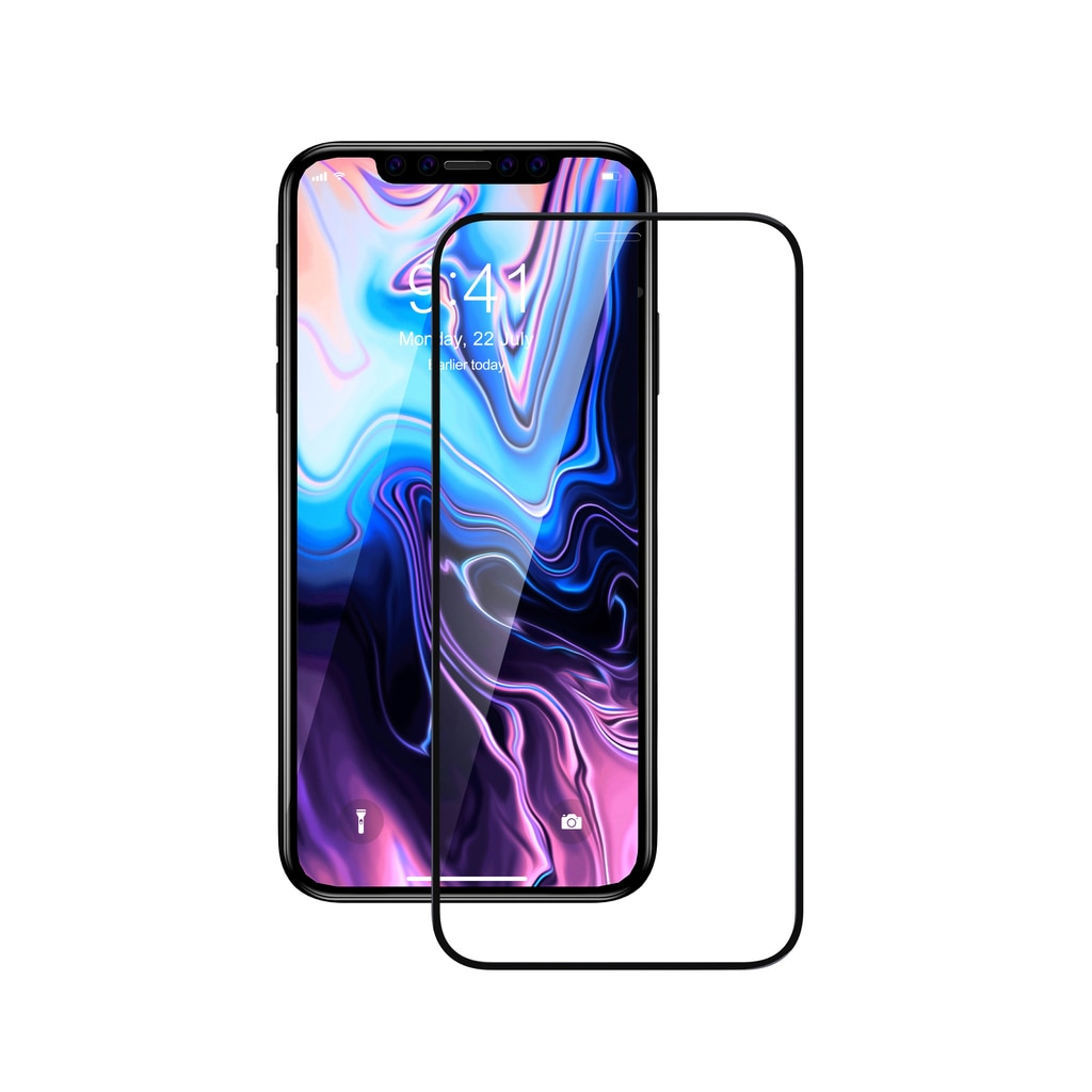 Devia Van Entire View Full Tempered Glass for iPhone 11