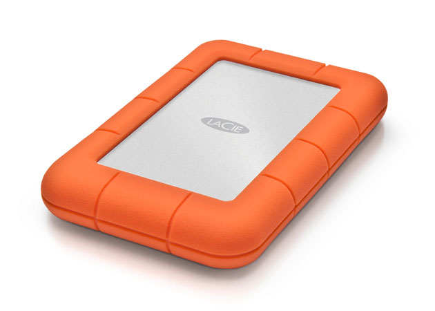 Lacie 2TB Rugged Mini USB 3.0 External Hard Disk