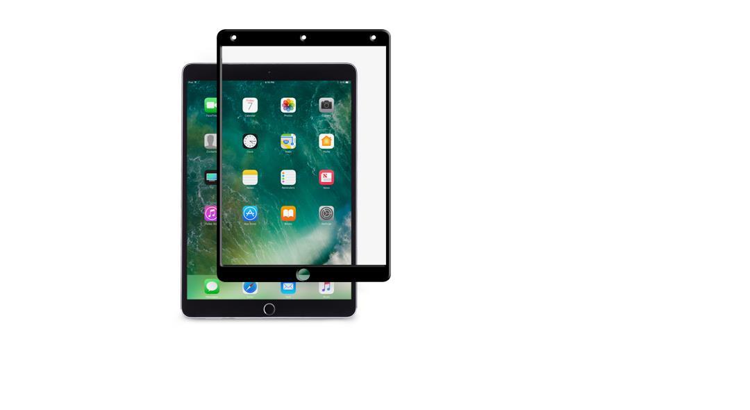 Moshi iVisor AG Screen Protector Black for iPad Pro 10.5 inch