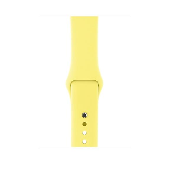 Apple Sport Band 42mm Lemonade S/M & M/L