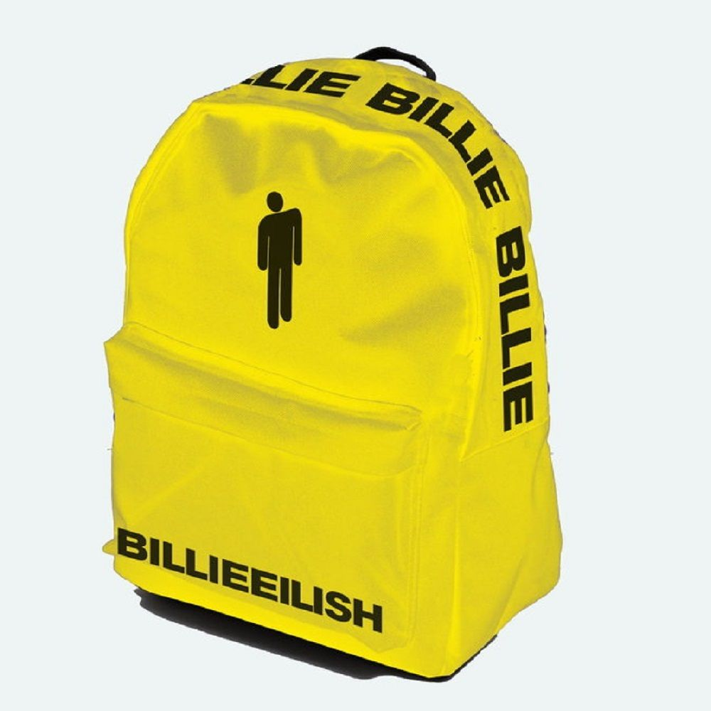 Billie Eilish Bad Guy Yellow Day Bag
